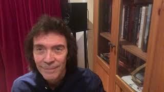 STEVE HACKETT – Sirocco (TRACK INTERVIEW)