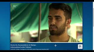 Deutsche Auswanderer in Alanya - Lebensabend unter Palmen BR