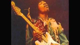 Jimi Hendrix - Hey Joe (lyrics on screen)