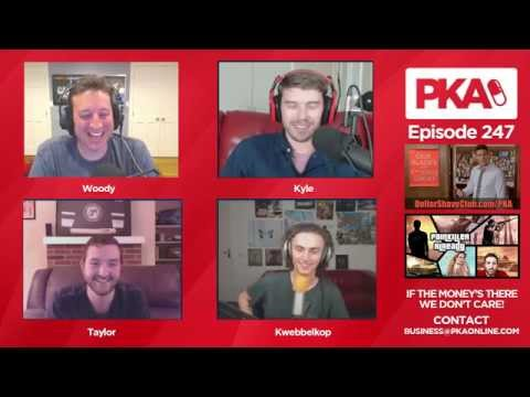 PKA 247 w/ Kwebbelkop - Oculus XXX, Survival Talk, YouTube M