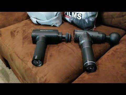 the-best-budget-friendly-massage-gun-recoverfun-t5-massager-&-it's-super-quiet