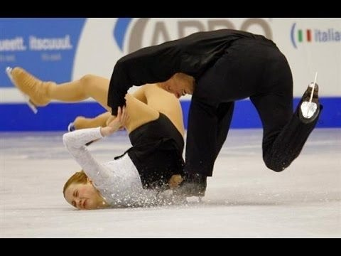 Worst of Figure Skating Couple Falls Mp3