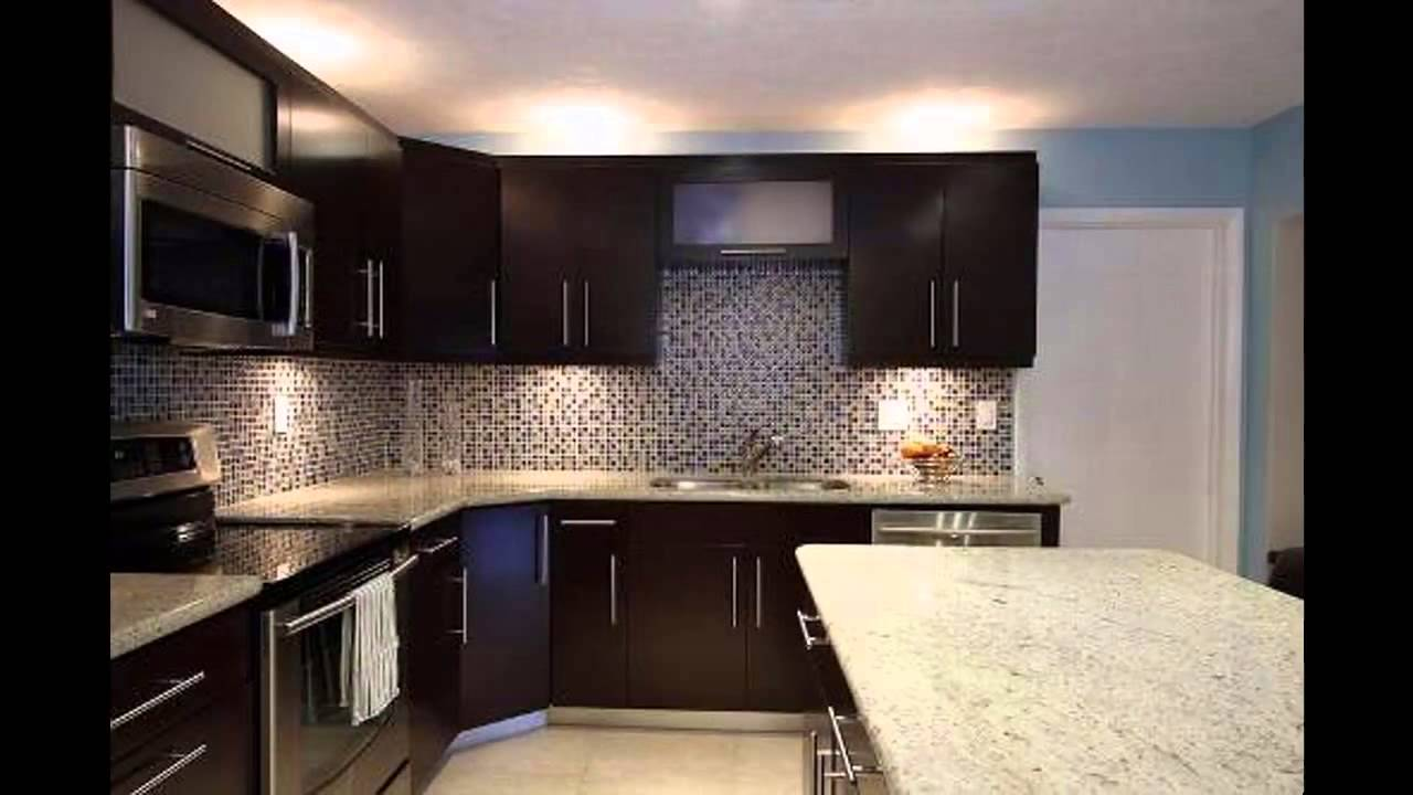 Dark Kitchen Cabinets You