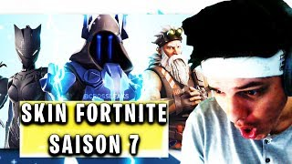 🔴 SAISON 7 ON FORTNITE DEMAIN 3 SKIN REVEALED HYPE I 2100 WINS I GAMEPLAY EN