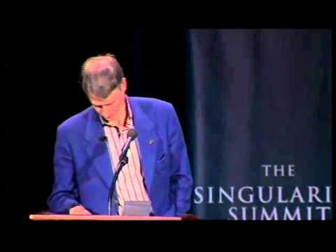 """Christof Koch on """"The Neurobiology and Mathematics of Consciousness"""" at Singularity Summit 2011"""
