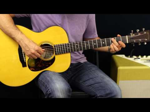 Dierks Bentley - 5-1-5-0 - How To Play - Acoustic Guitar Lesson