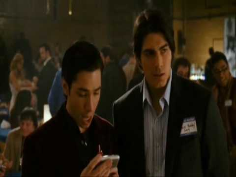 Justin Long's great cameo in Zack and Miri Make a Porno
