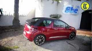 Citroen DS3 Cabrio 2013 Videos