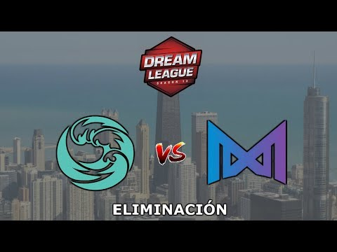 NA´VI vs ALLIANCE - DreamLeague Season 13 Dota 2