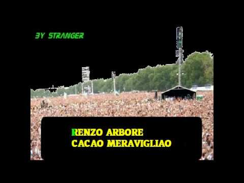 RENZO ARBORE - CACAO MERAVIGLIAO - KARAOKE