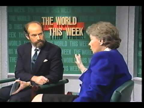 'The Holocaust and the Lessons of Appeasement' with Jeane Kirkpatrick (1993)
