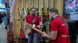 �������� ���� Universum Guitars. Джем. Український музичний ярмарок ������
