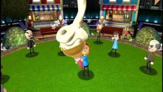 "Wii Play Motion Cone Zone ""Swirl"" 362"