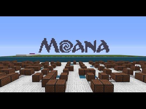 Moana - We Know The Way - Instrumental / Karaoke Version - Lin-Manuel ...