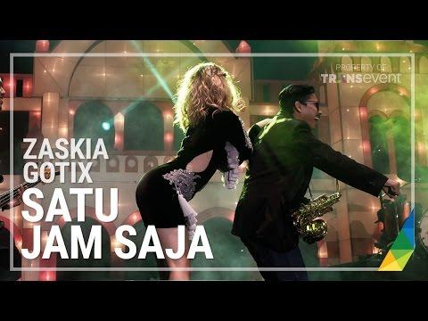 ZASKIA GOTIX - SATU JAM SAJA - JATENG FAIR 2016