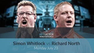 Simon Whitlock vs Richard North | BetVictor World Matchplay Preview Show | Darts 🎯