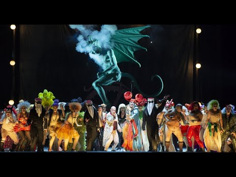 Offenbach: Orphée aux Enfers from Salzburg Festival