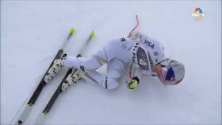 KARMA ALERT: Olympic Skier Lindsey Vonn Injured After Trump Diss