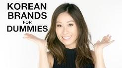 Korean Cosmetic Brands for Dummies | High End & Low End Korean Skincare | Viestelook
