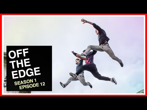 DUBLIN FREERUNNING - Off The Edge: A Freerunning Web Series (Ep. 12)