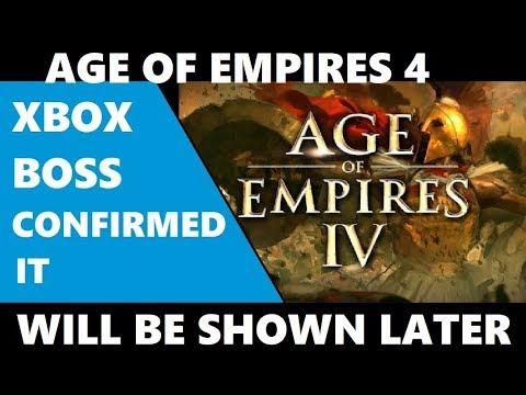 Age of Empires 4 NEWS + New AoE Studio