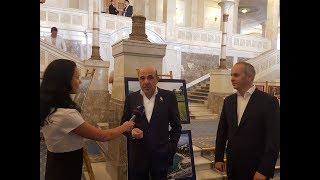 """Рабинович и Шуфрич раскрыли новые секреты реалити-шоу """"Кандидат"""""""