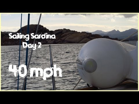 strong-gale-force-wind-&-storm-in-the-mediterranean-|-sailing-sardinia