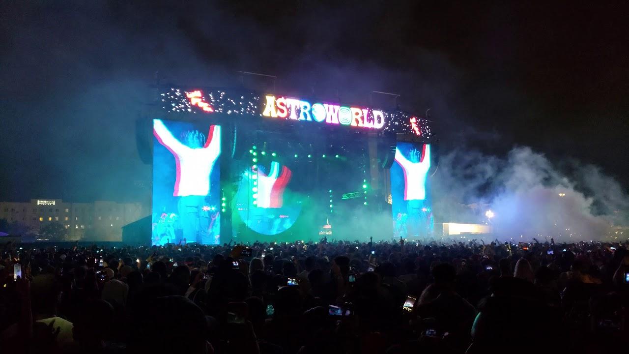 "The Grand Tour Tickets >> Travis Scott ""Sicko Mode"" Live at Astroworld Festival NRG ..."