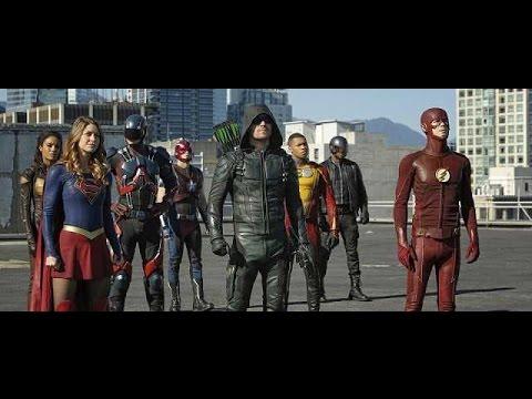 Fresh Take - CW/DC Crossover Special