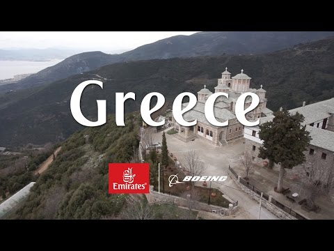 View from Above- Greece