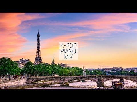 한국 가요 피아노 모음 1시간 연속 재생 K-POP Piano 1Hour Mix | 월간 신기원 8월 | 신기원 피아노 커버 연주곡 Piano Cover
