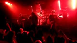 Vulcano - Bloody Vengeance (Live Evil, London 2014)
