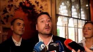 """Soro (CHA): """"Los Arcos de la Aljafería son un símbolo de la identidad y la dignidad de Aragón"""""""