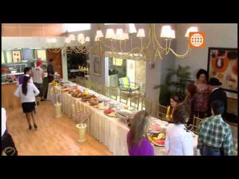 Franchesca invita a desayunar a Los Gonzales