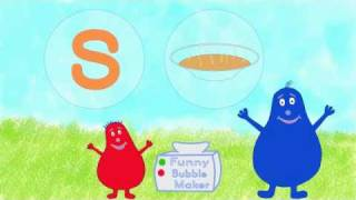 Phonics with The Funnies 2 - /s/