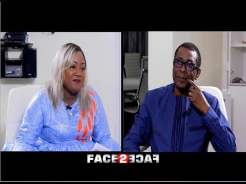 REPLAY - Face2Face - Invité : YOUSSOU NDOUR - 04 Mars 2018