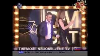 Goga Sekulic ft. Jasmin Jusic - Vuce lopove - (TV Dm Sat 2012)