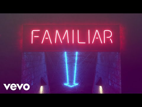 Liam Payne & J Balvin - Familiar (Lyric Video)