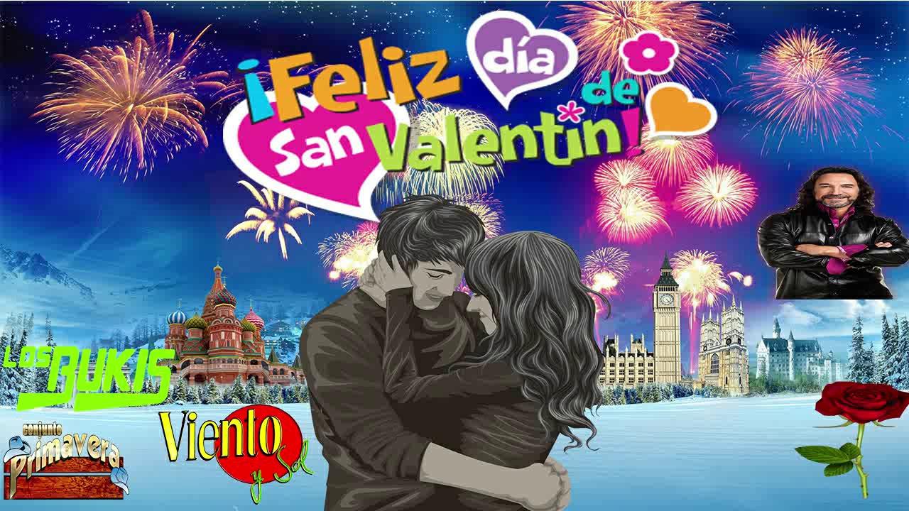 Mix Romantico 2019 Especial Dia Del Amor Y La Amistad