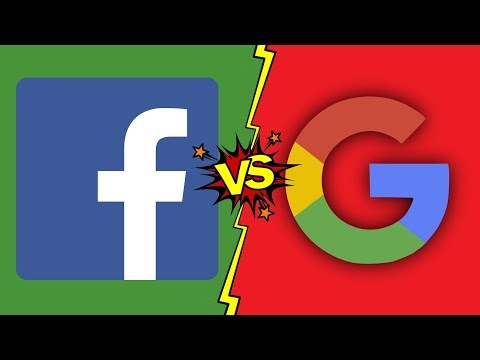 Facebook vs. Google: The Battle of Self Projection versus Who We Really Are