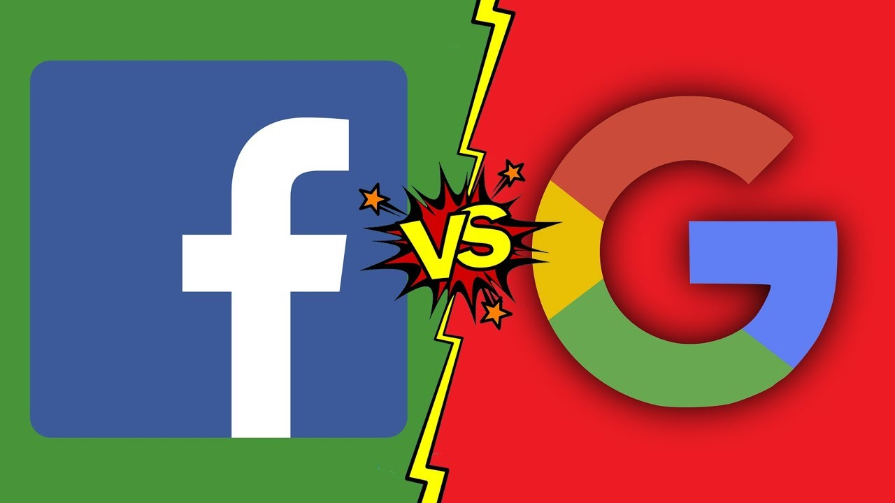 Facebook Vs Google The Battle Of Self Projection Versus Who We Really Are