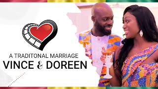 Ghanaian Traditional Wedding - Vince + Doreen Pt2