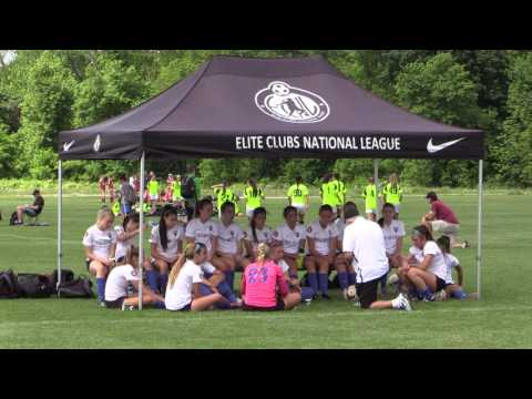 2017 Real So Cal vs FC Stars - 2017 PDA Showcase in New Jersey