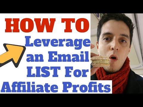 How To Use Your Email List To Sell Affiliate Products| Printly