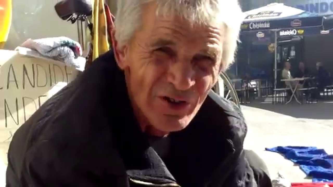 Flashmob politic marca Mihai #Cornescu