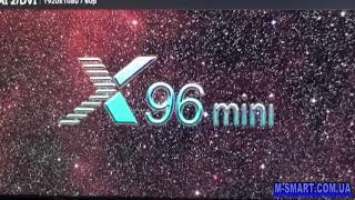 Обзор приставки X96 Mini S905W сравнение с X96 S905X - тест видео(, 2017-11-19T14:18:00.000Z)