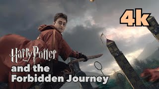 Harry Potter and the Forbidden Journey - Full Ride in 4k