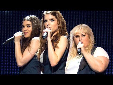 Les Bellas au Championnat du Monde  - PITCH PERFECT 2 Extrait  / Chanson