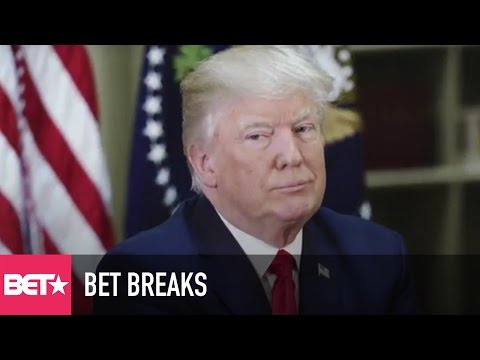 Donald Trump Gets Low Approval Ratings - BET Breaks