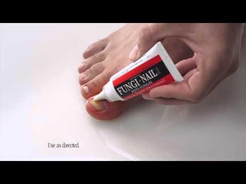 Fungi-Nail Commercial